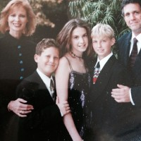 Nancy Wiesenfeld Moonves Family