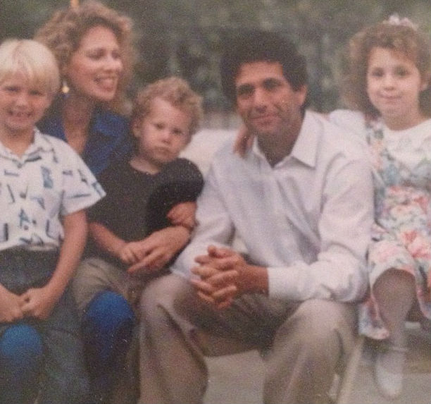 Nancy Wiesenfeld's Family: (EX)Husband, Daughter Sara, Sons- Adam & Michael