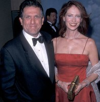 Nancy Wiesenfeld's with ex-Husband Les Moonves