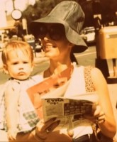 Natasha Gregson Wagner Childhood with mother Natalie Wood