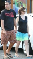 Norman Kali with girlfriend Evangeline Lily
