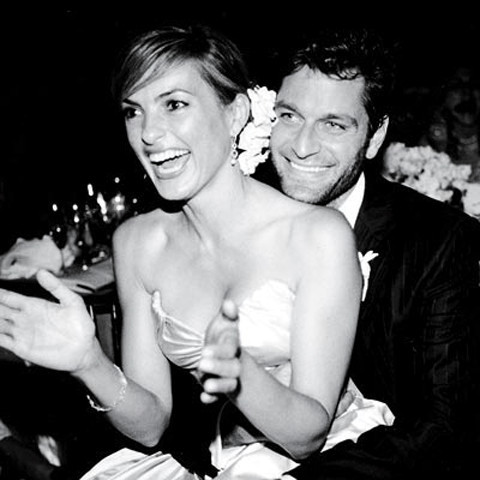 Peter Hermann wedding