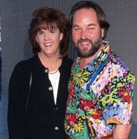 Richard Karn with wife Tudi Roche