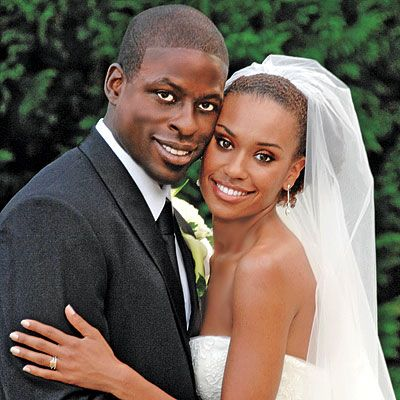 Ryan Michelle Bathe wedding with Sterling Kelby Brown