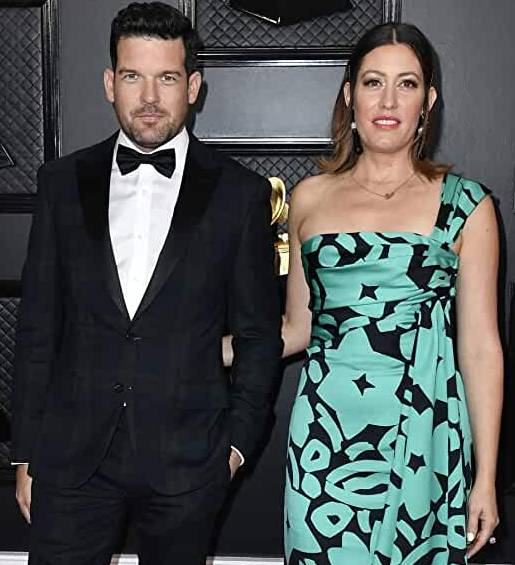 Sarah Sutherland's half-sister Michelle Kath and husband Adam Sinclair