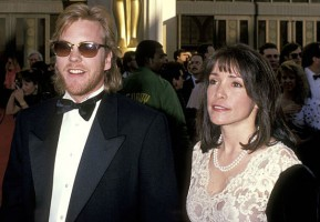 Sarah Sutherland's parents- Kiefer Sutherland(Father) & Camelia Kath(Mother)