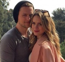 Shantel Vansanten and John Fletcher