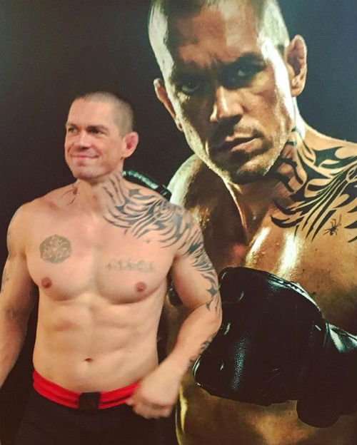 Steve Howey Tattoos
