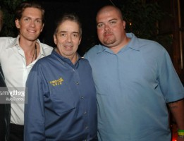Steve Howey with brother Bret Howey & Dad Bill Howey
