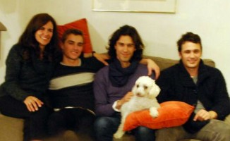 Tom Franco family