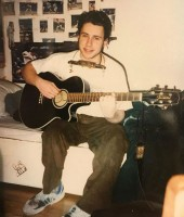Young Charlie Day