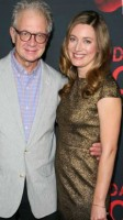 Zoe Perry with father Jeff Perry
